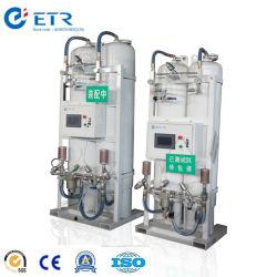 Pianta di separazione dell'aria del generatore dell'ossigeno di Psa dell'ospedale