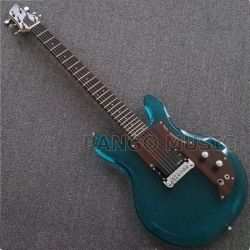 Pango prs de la musique de l'acrylique Body Electric Guitar (PAG-003)