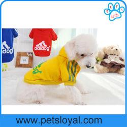 Overhemden van de Hond van de Kleren van de Hond van het Huisdier van de fabriek de In het groot Kleine