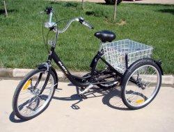 Fabrication/ vente en gros trois roues Tricycle bike Trike Cargo Shopping (JG-M-004)