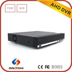 Hot Sale P2P 720p HD DVR 8 canaux RoHS