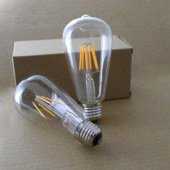 E27 LED Bulbs St64 2W 4W 6W 8W LED