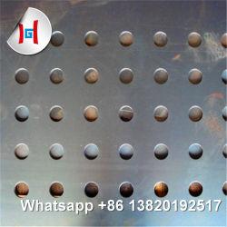 Металлический лист из нержавеющей стали мягкая сталь Алюминий медь перфорированный лист сетка ремень