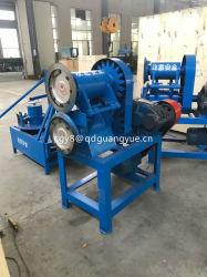 Gummirecyclinggeräte / Alte Reifenrecyclingmaschine