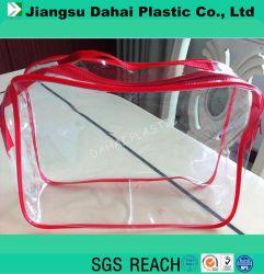 Нормальный Non-Sticky Clear пленка ПВХ для пакета 0,13 мм