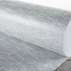 Alto Límite Elástico techado de estera Tejido de fibra de vidrio.