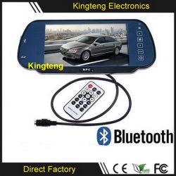 Bluetooth MP5 coche espejo retrovisor Monitor LCD 7pulg.