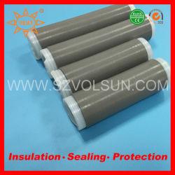 Câble froid de rétrécissement de rétrécissement en caoutchouc de silicones de cachetage annexe à froid de câble