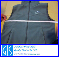 De professionele Dienst van de Inspectie in China/Kwaliteitsbeheersing voor Jasje