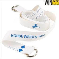 PVC personnalisé Animal Cheval poney de ruban à mesurer le poids