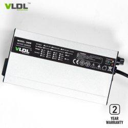 72V 2.5A Chargeur de batterie plomb-acide, le boîtier en aluminium de haute qualité
