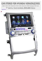 Auto GPS Navigation für DVD-Spieler Hyundai-Veracruz IX55 Autoradio Stereo Headunit