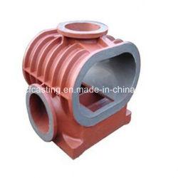 Duktiles Eisen-Entwurfs-Ventilator-Haus für Gusserzeugnis