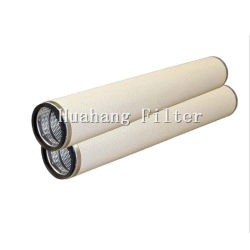 Альтернативный элемент PECOFACET фильтрации газа/коалесцирующий фильтр PCHG-336C