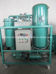 De geavanceerde Olie Demulsifier van de Turbine van de Machine van de Reiniging van de Olie van de Turbine van het Afval van het Type