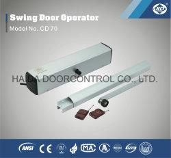 Batterie de sauvegarde de l'onduleur intelligent porte pivotement automatique de l'ouvreur de porte conducteur