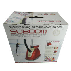 boîte en carton<br/> Home Appliance emballages en papier avec poignée