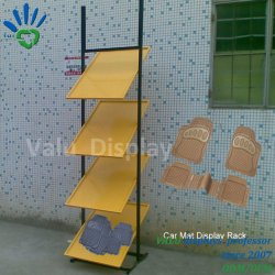 Magasin de détail Affichage de l'échantillon de tapis de plancher tapis Rack rack d'affichage