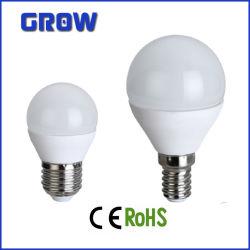 G45 6W/7W яркости E27/E14 базы Энергосберегающие светодиодные лампы