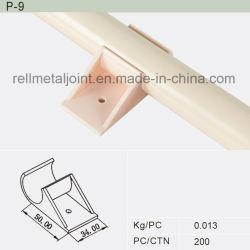 Plastikzusatzgerät und Verbindung für Rohr-Racking-System (P-9)