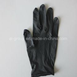 De beschikbare Uiteinden van de Vinger van de Handschoenen van het Nitril van het Poeder Vrije Geweven voor het Gebruik van /SPA van de Schoonheid