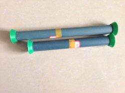 Plastikkegel, Verbindungsstange-Rohr-Kegel, Plastikendstöpsel-Gefäß