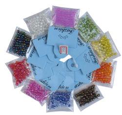 Cordões de sementes de artesanato