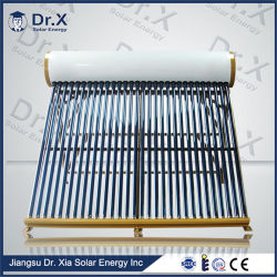 Долгий срок службы Pre-Heating солнечный водонагреватель высокого давления