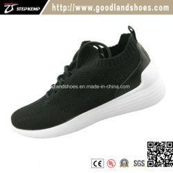 Sommer Breathable Flyknit beiläufige Sport-Schuhe für Frau Qr16064