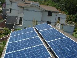 タイル屋根の上のための太陽製品の太陽エネルギーの土台システム