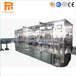 8-Heads Automatic Liquid Bottle Water Filling Machine