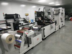 Esténcil SMT automático impresora/ PCB Serigrafía Máquina/Impresora de pasta de soldadura