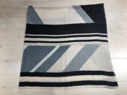方法Euramericanの秋の冬の薄いライトによって編まれる純粋なカシミヤ織のバンダナのスカーフのスカーフ