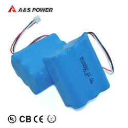 Перезаряжаемые батареи размера 18650 11,1 V 4000Мач литиевый аккумулятор для цифровых продуктов