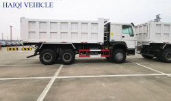 시오트루크 HOWO 20/30/40톤 6X4 336/371HP 티퍼/덤프