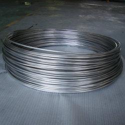 Tube de la bobine sans soudure en acier inoxydable ASTM A249/A269