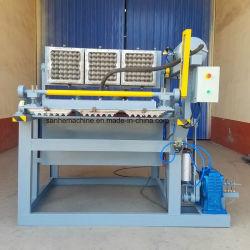 Kleine rotierte Papierei-Tellersegment-Maschine, Frucht-Tellersegment, welches das Maschinen-Papier-Ei-Tellersegment herstellt Maschine herstellt