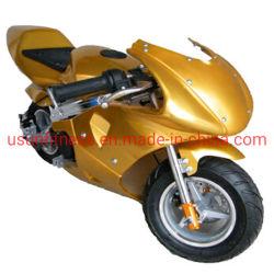 49 cc che corrono motociclo una bici Pocket da 49 cc per l'adulto ed i capretti