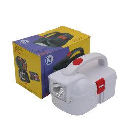 Torche lumière Case magasin Trousse de premiers secours à la survie de lampe de poche