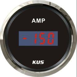 maat van de Ampère Kus van 52mm 150A de Digitale/Snelheidsmeter van de Eenheid van de Shunt van de Ampèremeter de Huidige