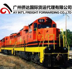 Forwarder van de spoorweg van China aan Turkmenistan
