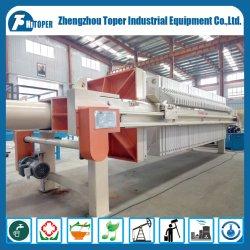 El filtro automático de la planta de tratamiento de aguas residuales procedentes de China Fabricante de máquina de prensa