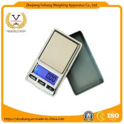 Poche numérique Échelle Bijoux électronique portable 200g échelle nominale