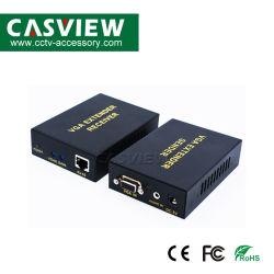 uso Cat5e/6 della carica del VGA di 300m l'audio sostituisce il divisore della carica 1X1 del VGA UTP del collegare HD 1080P del VGA