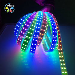 12V TM1812 120LED SMD5050/medidor banda digital LED flexible