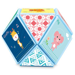 Детей дошкольного возраста DIY образовательные игры магнитных керамических строительных блоков игрушка