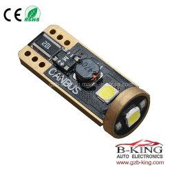 最もよい9-24V 220lm T10 LED軽い3SMD Epistar Canbus 3030の誤りが無い自動ランプ