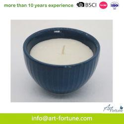 Kaars van uitstekende kwaliteit van de Geur van de Kleur de Ceramische voor het Decor van het Huis