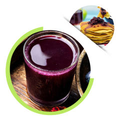 """Нажмите кнопку """"диким красным виноградный сок сосредоточить свое внимание на 100% натуральные фруктовые соки"""