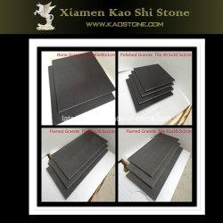 /Poli perfectionné de granit noir absolu pour l'extérieur Pavingstone
